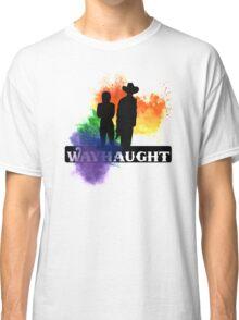 Wayhaught - Rainbow Splash Classic T-Shirt