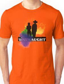 Wayhaught - Rainbow Splash Unisex T-Shirt