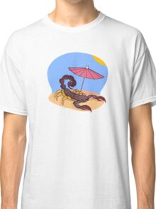 Scorpion Cocktail Under The Desert Sun | Summer Collection Classic T-Shirt