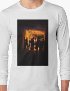 Paranormal Adventure, As Is Long Sleeve T-Shirt
