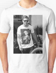 Ryan Gosling wearing Macaulay Culkin  shirt shirt Unisex T-Shirt