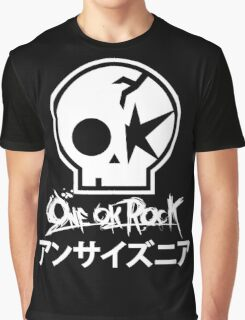ONE OK ROCK Graphic T-Shirt