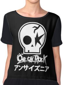 ONE OK ROCK Chiffon Top