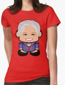 Jill Stein Politico'bot Toy Robot 1.0 Womens Fitted T-Shirt