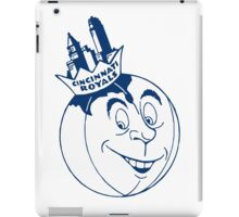 DEFUNCT - CINCINNATI ROYALS iPad Case/Skin