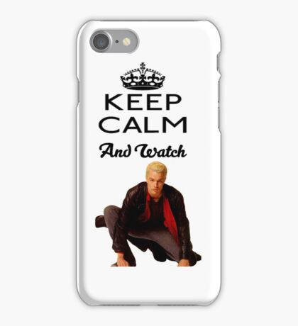 Buffy Spike James Marsters iPhone Case/Skin