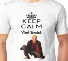 Buffy Spike James Marsters Unisex T-Shirt