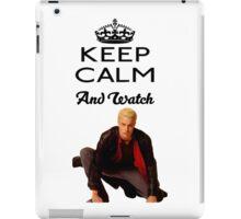 Buffy Spike James Marsters iPad Case/Skin