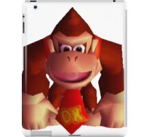 Donkey Kong 64 sprite iPad Case/Skin