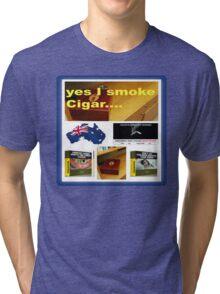 health researcher Tri-blend T-Shirt