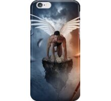 following the  lights iPhone Case/Skin