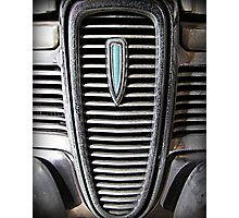 Edsel Grill Photographic Print