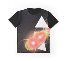 Space Distortion Graphic T-Shirt
