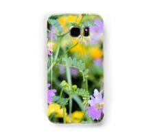 Roadside Bouquet Samsung Galaxy Case/Skin