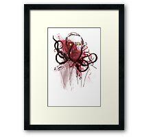 miskatoninked Framed Print
