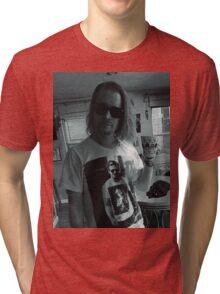 Meta Culkin Tri-blend T-Shirt