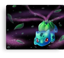 Bulbsaur Canvas Print
