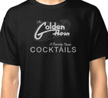 The Golden Horn Cocktails Classic T-Shirt