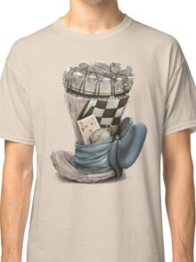 Playing chess hat, Chess themed Classic T-Shirt