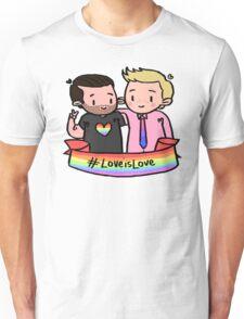 #LoveisLove - Tees & Hoodies Unisex T-Shirt
