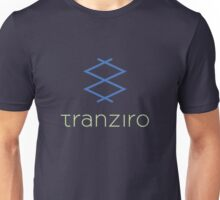 Tranziro Vertical (for dark backgrounds) Unisex T-Shirt