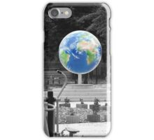 The whole world in Poland iPhone Case/Skin