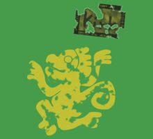 Green Monkeys - Vintage by Gregory Manno