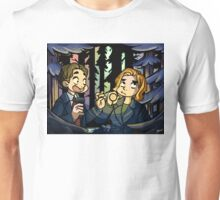X-Files - Spooky Scary Scully  Unisex T-Shirt