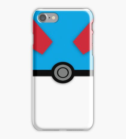 Gotta Text Them All, Greatball Version iPhone Case/Skin