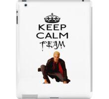 Buffy Team Spike iPad Case/Skin