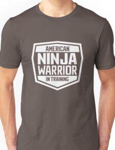 American Ninja Warrior - White Unisex T-Shirt