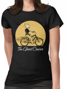 The Ghost Cruiser Womens Fitted T-Shirt