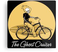 The Ghost Cruiser Metal Print