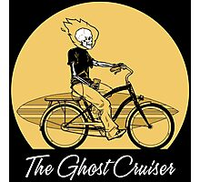 The Ghost Cruiser Photographic Print