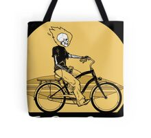 The Ghost Cruiser Tote Bag