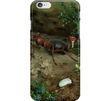 Artificial forest iPhone Case/Skin