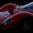 1967 Ferarri 330 P3/4 - Sensual Speed Full Frontal by Timothy Meissen