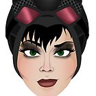 Catwoman by Renavie