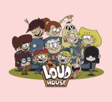 In the Loud House! Kids Tee