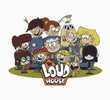 In the Loud House! One Piece - Short Sleeve