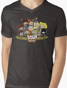 In the Loud House! Mens V-Neck T-Shirt
