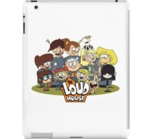 In the Loud House! iPad Case/Skin