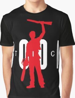 Boom Stick Graphic T-Shirt