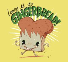 Gingerbread! T-Shirt