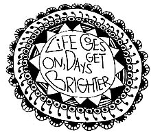 Life Goes On, Days Get Brighter Photographic Print