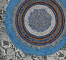 New Century Cell Work #2 by GabrielMSanford