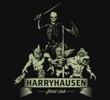 Harryhausen Fiend Club by Chema Bola8