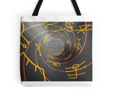 Charged Runes Tote Bag