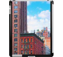 Generic New York - 7th Avenue Manhattan Street Scene iPad Case/Skin