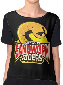 Sandworm Riders Chiffon Top